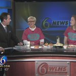 "RT @EVAN007onTV: An ""appetizing"" intv on #6ThisMorning thx2 @TasteOfELs Hanna&Annette! Join us Sat in downtown @CityofEL 4-7pm! @wlns http://t.co/KPAhUKhgHb"