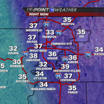 Its a light jacket morning in #Denver Metro. http://t.co/DyBv0FOjVm