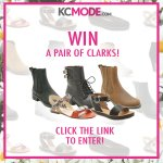RT @KCMODE: We have an amazing #competition for you to #WIN a pair of Clarks! Follow & RT to enter! http://t.co/WCh0XVFIfF