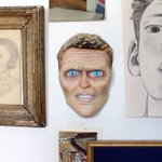 RT @WilfridWood: @MartinRowson David Moyes commemorative wall feature #davidmoyessacked http://t.co/tCwFaZEaWP