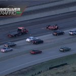 RT @VickyEvansTV: Sky2 on scene of rollover SB 225 @ Parker. Traffic squeezing over to use end of on-ramp to get around. http://t.co/aOvdhuQ2Tc