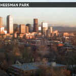 #Denver, shining bright like a diamond! #9wx #9NewsMornings http://t.co/I5k3TpJD8p