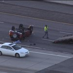 NOW: Rollover crash blocking lanes on SB I-225 at Parker Rd. Tow truck on scene now. http://t.co/WRBqlmzxrs http://t.co/TQhvEvgTFT