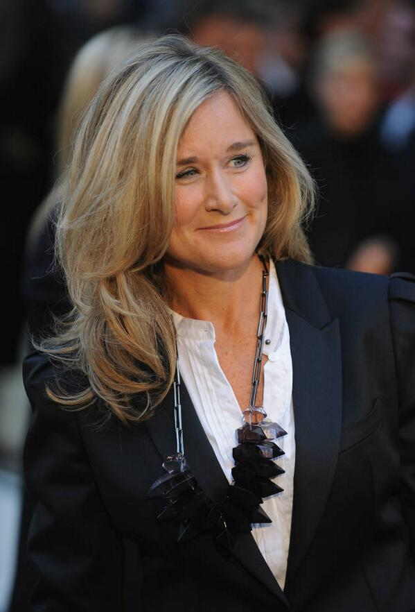 Burberry CEO Angela Ahrendts starts at Apple next week: