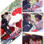 [GWGM] Heechul & Puff Wedding photo shooting ;) http://t.co/QkbZchXTTf