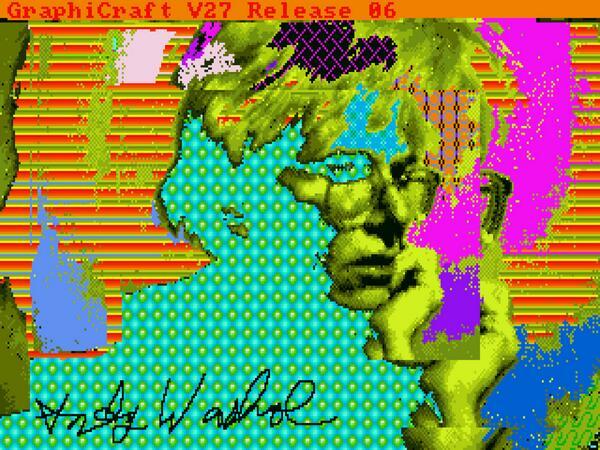 dozens of lost Warhol's found on old floppy disks http://t.co/MjVCscuMee @TheWarholMuseum @cory_arcangel bit-utiful! http://t.co/dIQfPMpwJG