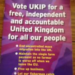 RT @OHwinsAgain: UKIP to continue state subsidies of fat fingered millionaire land owning farmers. Cough up, tax suckers http://t.co/Pawg3ZT93M