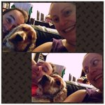 Family selfies with @bcurrall80 and Molly on the couch  http://t.co/5MFTY1eQks