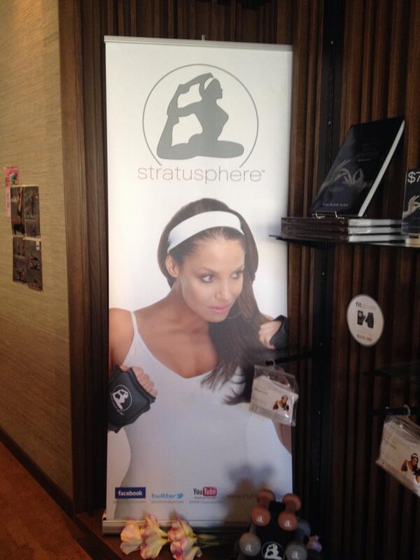 @BoironCanada #MomsBrunchClub @  #Stratusphere Yoga studio #Vaughan starts shorty @trishstratuscom @wallis4wellness http://t.co/mWYGqwYoCM