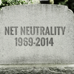". Fucking horrible ""@swin24: Net neutrality finally dies at ripe old age of 45 http://t.co/9yLi8mRtX6 http://t.co/eEJPWTVNqT"""