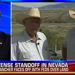 RT @mmfa: Conservative media folk hero Cliven Bundy goes on a racist tirade: http://t.co/jctKszGtzs http://t.co/03lExp8MsB