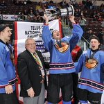 #tbt On this very day, the #boysinblue conquered all! @Humps02 @cdano3 @locks17 hoisting the @HC_TELUSCup. http://t.co/o4PK4GiWWm