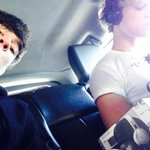 No one can escape the backseat selfie.. http://t.co/YhP9MaPRlQ