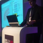 RT @POP_London: @Populous Pavol Knapo #BSL2014 speaking at #BIMShowLive about the #London #Olympic Stadium #insideout http://t.co/wTffkTsNRH