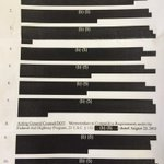 List of all 10 unclassified opinions authored by #DOJs Office of Legal Counsel in 2013. #FOIA http://t.co/o2tHIV8Jjo