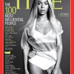 Beyoncé covers @TIMEs #MostInfluentialPeople issue! http://t.co/g8dmrDgBSw #WhoRunTheWorld http://t.co/JSDsYjoo59
