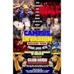 @ClubHush CAMPUS INVASION COLLEGE TOUR 2014 http://t.co/Zav9KtlCLS Everybody is free until midnight with college ID http://t.co/yhAIJxS43r
