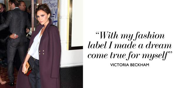 Happy birthday Victoria Beckham! The designer and style icon is our modern day inspiration. http://t.co/GKgOTB9v6I