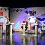 Tonight at 21h30, the #SABCElections Debate is titled Battle for the soul of Gauteng .Channel 404. DA, EFF & ANC. http://t.co/fHAwjXSaQd