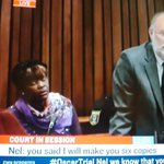 RT @AlexCrawfordSky: RT @MissCosyM: @danofotiadis: Clearly Mr Dixons evidence isnt captivating for everyone #oscarpistorius #oscartrial http://t.co/vdZaeT4NIt