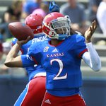 The verdict is in: Montell Cozart has been named the @KU_Football starting quarterback! http://t.co/6oJ5DgQ8A8 http://t.co/oI8NqEXx26