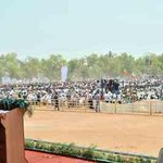 RT @narendramodi: From the rally in Erode earlier today http://t.co/VtXKTEujMw