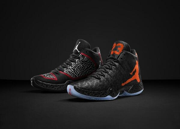The first two colorways of the Air Jordan XX9, set to launch in September. #AJXX9 http://t.co/vCDwALBSqW