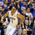 THIS JUST IN: Duke freshman Jabari Parker announces he will enter 2014 NBA draft. (via @SInow) » http://t.co/2g4mVjZg36