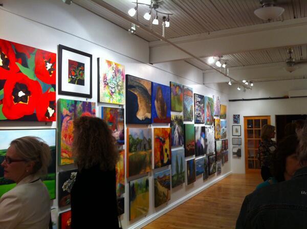 Art Market Exhibition continues at Centre d'Art Voland until April 25 @giquovadis @inthehen @TheLaraJames #art #mtl http://t.co/Q7elJr3HAR