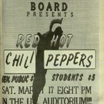 RT @FlaAtlanticU: Heres a flyer from 1990 for a Red Hot @ChiliPeppers concert at #FAU (only $5!!)! #tbt #FAUThrowback http://t.co/2Q7vhMPjOn