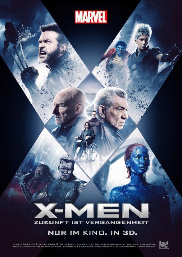 """Международный постер фильма """"Люди Икс: Дни минувшего будущего"""" http://t.co/sNcZqdQYgL"""