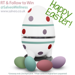 Follow & RT @SalveoWellness to #win a #PureAire #humidifier for our #easter #giveaway #FreebieFriday #free #prizes http://t.co/6AFnkztDgT