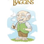 RT @conormooreart: May I present, Michael D. Baggins! (I couldnt resist) #president #hobbit #ireland #art http://t.co/8MwuraU4A1