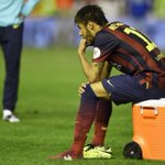 BREAKING: Barcelona announce Neymar is out 4 weeks with a foot injury. http://t.co/4irTpTXRN4