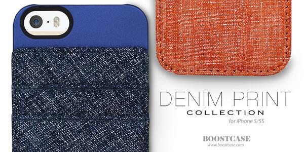 Limited Edition Demin Print collection for #iPhone 5/5S card holder is now up for grabs! http://t.co/vQr9p8ciQu http://t.co/dAorrL8t0z