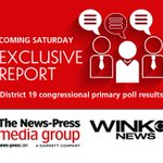 RT @thenewspress: Coming Saturday: Exclusive #FL19 Primary Poll results youll see only on @TheNewsPress and @winknews http://t.co/AqPbCTyZAK