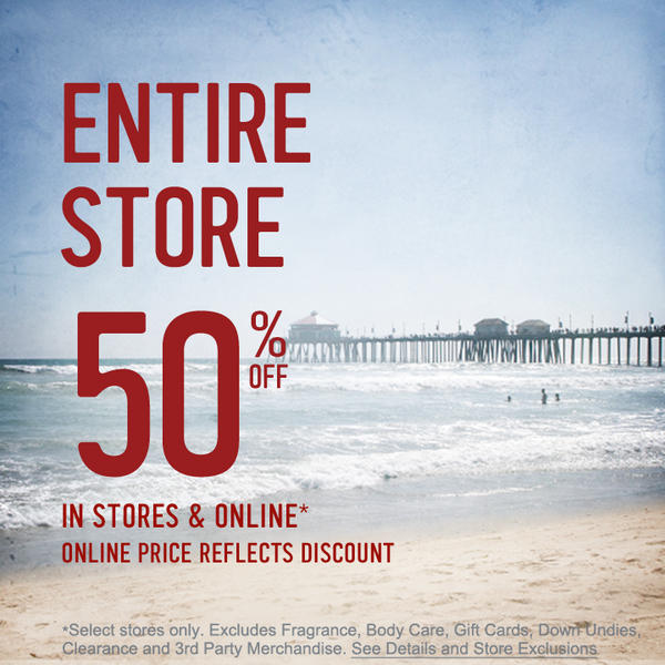 Take 50% off the Entire Store! Click the link or drop in-store to get into cool new styles. http://t.co/pEPXLjQze9 http://t.co/YskMeBr31I