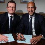 BREAKING: Tim Howard signs contract extension until 2018. #WeAreEvertonians http://t.co/CjcZ0AY4cx