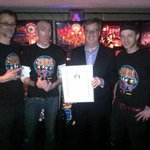 Congrats to Kevin, Mark and Paul from @HouseofTarg on their amazing new business in Old Ottawa South! http://t.co/pWxD7FEGCa