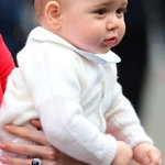 I cant get over how cute Prince George is ☺👶💕 http://t.co/8s8D0yxoZ5