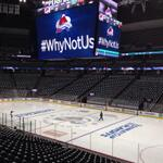 RT @Avalanche: The stage is set. #AvalancheTerritory #WhyNotUs http://t.co/g3mNzPA2Nl