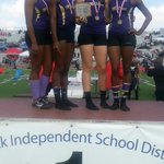 Congrats MHS Lady Dawg track! They won 4x200 relay at Area, 4x100 also qualify along with high jump! http://t.co/08Rj2DIfia