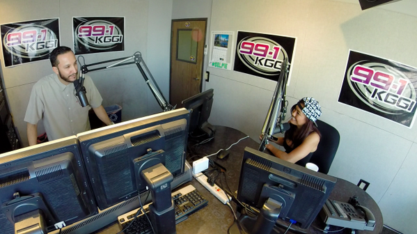 Screenshot of my interview with @AgnezMo . Interview drops tomorrow at 2pm PST at http://t.co/AqtBHV4vsB http://t.co/18pFD6ipLB