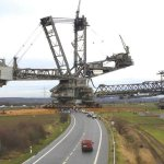 "RT @diuuk: DAS wär was fürs Limmatquai. ""@WonderfulEngr: Worlds Biggest Bucketwheel Excavator http://t.co/jgQGDoPvEy"" #hafenkran"
