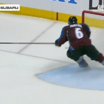 RT @Avalanche: Play of the game by @6ErikJohnson? Time will tell … WATCH: http://t.co/1UyaT1auVP http://t.co/IK2cbEY5Bb