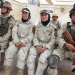 #AFG AFGHAN Special Forces including  female members getting ready for a raid in KUNDOZ province. http://t.co/AndLPe9CP7