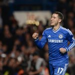RT @chelseafc: Congratulations to @hazardeden10 on the double PFA nomination! #CFC http://t.co/AJvKjmkzXK