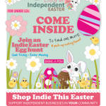 "RT @LoveLeighOnSea: LEIGH EASTER EGG HUNT STARTS TODAY Look out for shops displaying this poster, pick up form & find a further 18 ""eggs"" http://t.co/HMk02t5Aok"