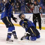 RT @pdchris: #stlblues Adam Cracknell gets the scoring started. Rest of the gallery here: http://t.co/pbKWHOQUqg http://t.co/84jGIeNzci
