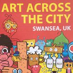 RT @rebecca_rendell: #EasterWeekend Check out @Locws_Art Across the City #Swansea ! 24 Public Artworks, get your map @The_Waterfront http://t.co/EZZzMR5OKg